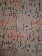 fabric inspirational religious