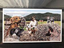 ST. VINCENT GRENADINES 2003 Dogs Sheet MNH