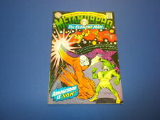METAMORPHO #15 DC Comics 1967 The Element Man