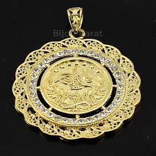 Osmanli Resat Altin Ceyrek Tugra Gold Münze Türkisches Gold 24 Karat GP Coin