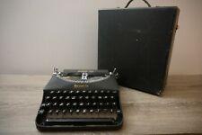 Fully Serviced WW2 Era Remington Remette Typewriter (1940)
