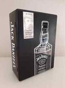 Boite Metal Jack Daniel's Tennessee Whisky Coffret Collection Bar Bistro chic