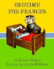 Bedtime For Frances: By Russell Hoban