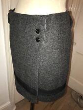 Genuine PROENZA SCHOULER Wool Mini Skirt - Size US 6 (UK 10)