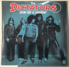SEALED The Dictators 2007 Every Day Is Saturday 2x LP Norton 319 Punk 1973+ MINT