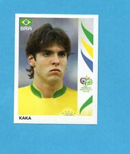 PANINI-GERMANY 2006-Figurina n.392- KAKA' - BRASILE -NEW BLACK