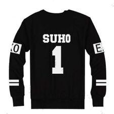 Kpop EXO ChanYeol Sweater Women Sehun Hoodie Xiumin Pullover Sweatershirt Chen