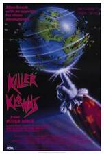 KILLER KLOWNS FROM OUTER SPACE Movie POSTER 27x40 Grant Cramer Suzanne Snyder