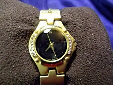 Woman's Charles Raymond Watch with Crystals** Beautiful ** BB20-422