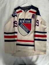 New York Rangers Reebok Brad Richards Winter Classic 2012 Jersey Size 50