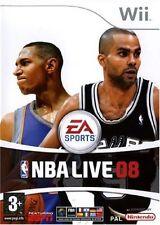 NBA LIVE 08             -----   pour WII  -----