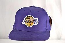 Los Angeles Lakers Purple Baseball Cap Snapback