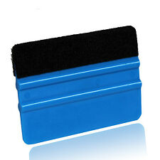 Car Vinyl Wrap Applicator Soft Felt Edge Plastic Squeegee Tool scraper Decal