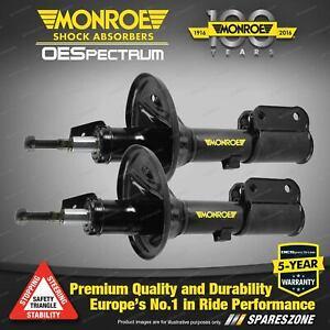 Front Monroe OE Spectrum Shock Absorbers for Bmw 3 320i 323i 328i 330i E46 98-05