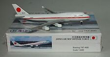 Schabak 3551410 Boeing 747-47C Japan Air Self Defence Force 20-1101  1:600 scale