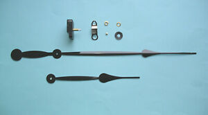 CLOCK MOVEMENT KIT WITH LARGE JUMBO 16 1/2 INCH HANDS 420MM min