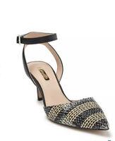 Louise et Cie Women's Esperance Ankle Strap Pump Shoes Size 9.5M NEW