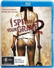I Spit on Your Grave 2  - BLU-RAY REG B..LIKE NEW    M2