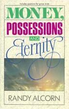 Money, Possessions, and Eternity Alcorn, Randy Paperback