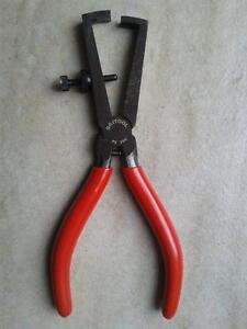 Original Britool PE700 160mm Wire Stripper Stripping Plier