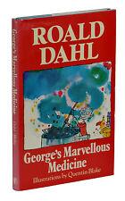 George's Marvellous Medicine ~ ROALD DAHL ~ First Edition ~ 1st UK Printing 1981
