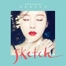 HYOMIN T-ARA - Sketch (2nd Mini Album)[LIMITED ver]CD+120p Photobook+2Photocards