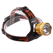 20000lm Xm-l T6 LED Zoomable Tactical&military Headlamp Headlight Lamp Light