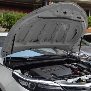 Steel Front Hood Lift Support Shock Strut Rod 2pcs for Toyota Corolla 2014-2017