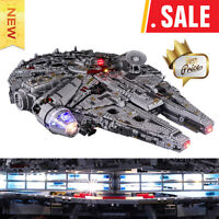 LED USB light Kit for Lego 75192 Star War UCS Millennium Falcon Advanced Version