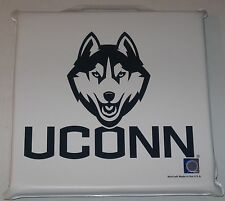 "UConn Huskies Seat Cushion for Athletic Events 14"" x 13"" - Official"