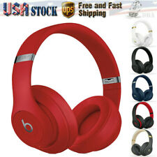 Studio Wireless Over-Ear Bluetooth Headphones Noise Cancelling Headsets W/ Mic