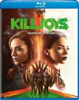 Killjoys: Season Three (DVD,2018) (mcabr61195819)