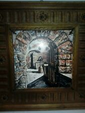 Pilkington Tile Of General Chamber Assisi Italy £250 purchase price.