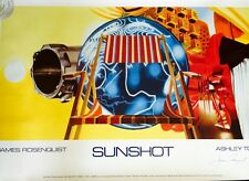 Sunshot by James Rosenquist *Rare*