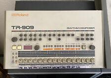 Roland TR909 Original