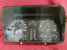CRUSCOTTO STRUMENTI (Dashboard commands) FIAT UNO TURBO TD70 1°SERIE - ORIGINALE