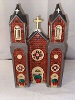 The Original Snow Village Saint James St. James Church #5068-7 1986 Dept 56