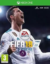 FIFA 18 (Xbox One Game) *VERY GOOD CONDITION*