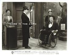 UNIVERSAL HORROR STAR VINCENT PRICE HOUSE OF WAX FILM STILL #2