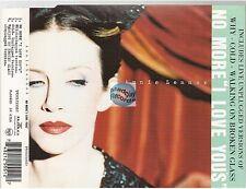 ANNIE LENNOX no more i love you's CD MAXI eurythmics bande verte