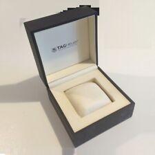 Scatola TAG HEUER Vintage Watch Box 13 cm