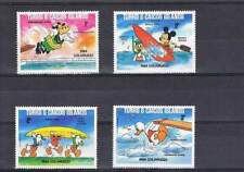 Serie Disney postfris MNH Turks & Caicos: Mickey Donald (dis045)