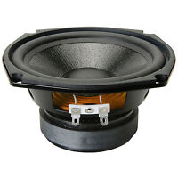 """NEW 5.25""""  Woofer Speaker.Home  Audio.5-1/4.8 ohm.Replacement Pin Cushion Driver"""