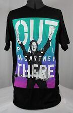 Official Paul McCartney Out There Tour Candlestick San Francisco T Shirt Men L