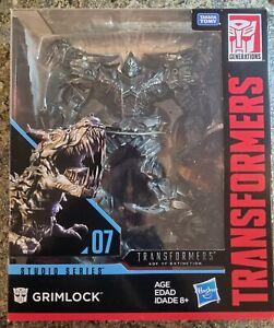 Takara TOMY Transformers Studio Series Grimlock Leader Class 07 | Brand New