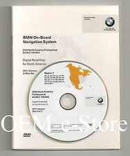 2004 2005 BMW 525i 530i 545i 5 Series Navigation DVD West Map 2011 Update Disc