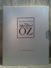 Roger S. Baum the Silly OZbul of OZ trilogy factory sealed out of print NIP