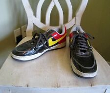 Nike Air Air Force I AF-1 '82 Sheer/Patent Shoes 13M