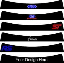 Ford Focus sunstrip de Mk1 1998 - 2005 pre corte, no recorte necesario!!!!