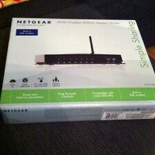 Netgear N150 Wireless ADSL 2+ Modem Routeur Entièrement neuf dans sa boîte